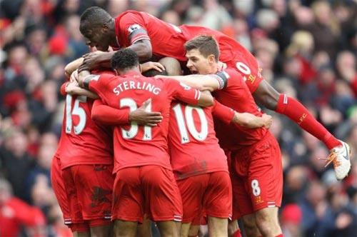 Mourinho: Liverpool có lợi thế trên đường đua - 1