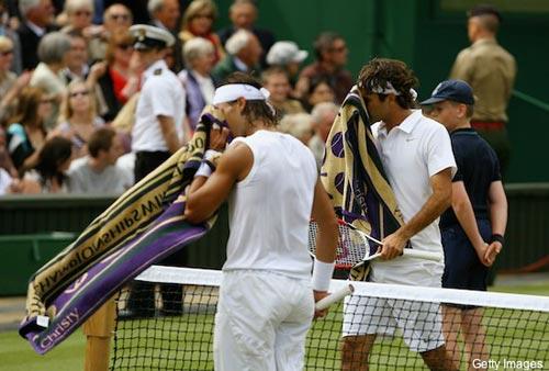 Nadal: Khoảnh khắc của cả cuộc đời (Kỳ 62) - 1