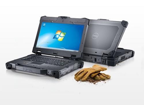 """""""Tra tấn"""" máy tính siêu bền, giá 68 triệu đồng của Dell - 1"""