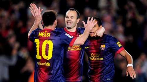 """Iniesta: """"Thánh Ini"""" đã trở lại - 1"""