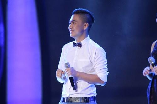 Tiến Việt ngỡ ngàng khi được yêu thích nhất Idol - 1