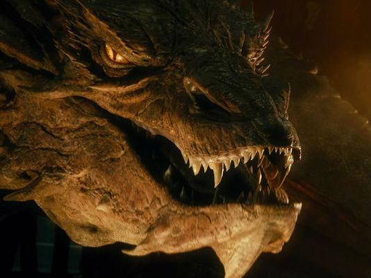 Tiết lộ rồng lửa Smaug trong The Hobbit 2 - 1