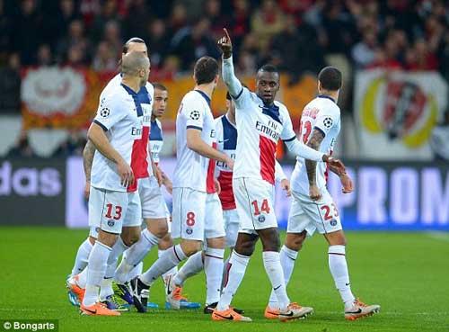 Leverkusen - PSG: Quá nhanh, quá nguy hiểm - 1