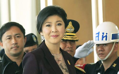 Thái Lan: Thủ tướng Yingluck sắp phải hầu tòa - 1