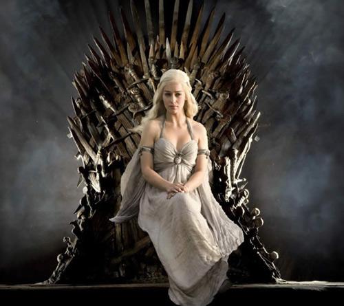 """Emilia Clarke: """"Nữ hoàng"""" đang sốt khắp hành tinh - 1"""