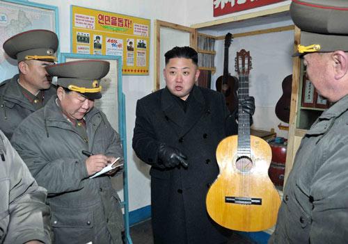LHQ: Kim Jong-un xài sang gấp đôi cha mình - 1