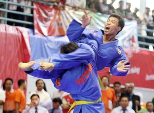 HOT: SEA Games 28 không có Vovinam và Karatedo? - 1