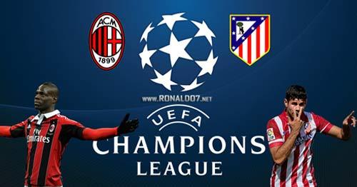 Milan – Atletico: Vị khách khó lường - 1