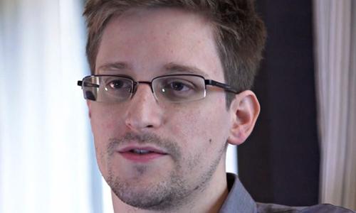 Sinh viên Anh bầu Snowden làm hiệu trưởng - 1