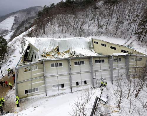 HQ: Hé lộ nguyên nhân 10 người chết oan vì tuyết - 1