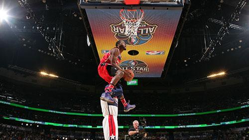 Pha úp rổ siêu đẳng của SAO NBA - 1