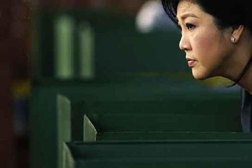 Đảng Pheu Thai bỏ rơi bà Yingluck? - 1