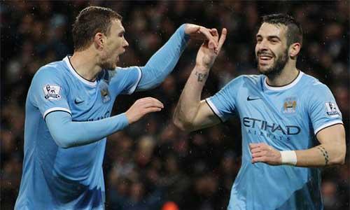 Man City - Pellegrini: Nỗi lo tiền đạo - 1