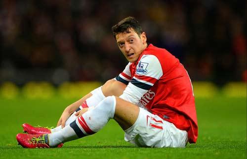 Arsenal: Rosicky thay Ozil, tại sao không? - 1