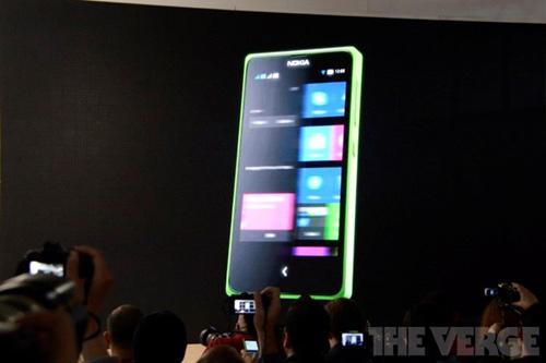 Nokia bất ngờ tung 3 mẫu smartphone chạy Android - 1