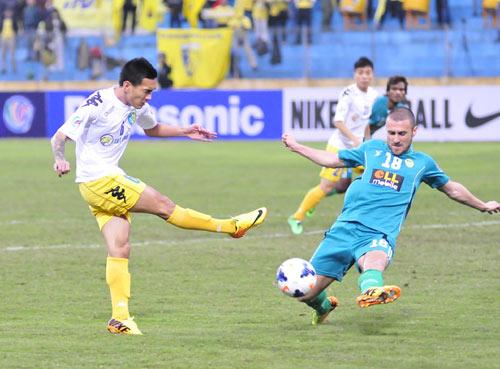 """HN.T&T """"mở hàng"""" ấn tượng tại AFC Cup - 1"""