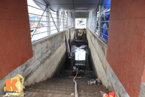 Hà Nội: Hầm đường bộ tiền tỉ thành cống ngầm - 1