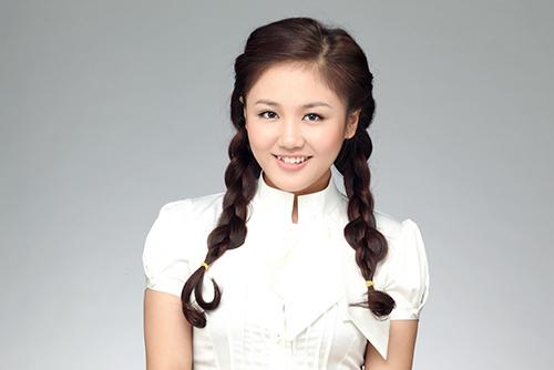Văn Mai Hương đua ngôi hậu với Hiền Thục - 1