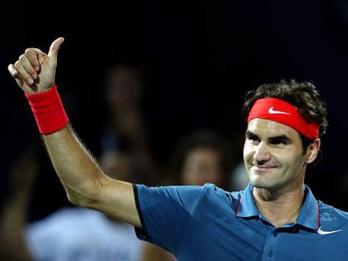 Federer - Berdych: Ngược dòng lên đỉnh (CK Dubai) - 1