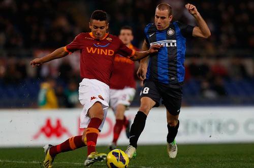 Roma - Inter: Lệch thước ngắm - 1