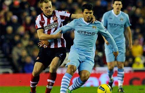 Man City – Sunderland: Chờ tiệc tại London - 1