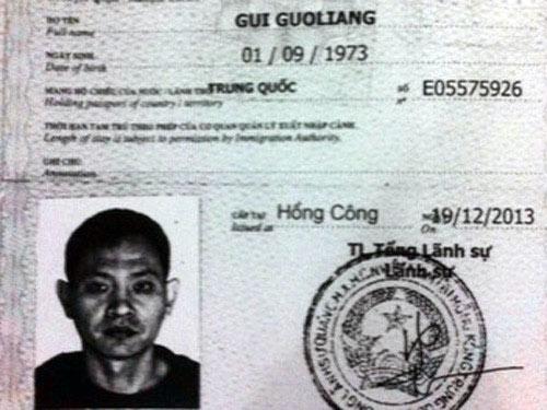 Hành khách TQ nhận tội ăn cắp trên máy bay VNA - 1