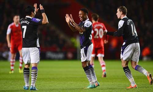 Liverpool - Suarez: Ngọa hổ tàng long - 1