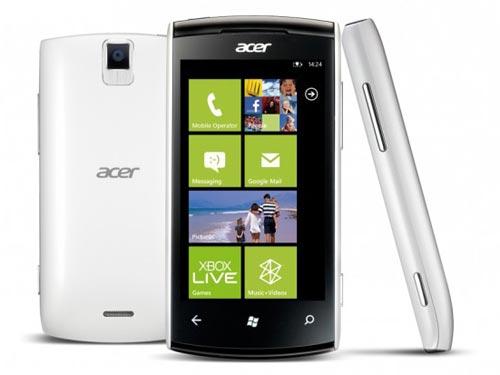 Acer chưa có ý định gia nhập thị trường Windows Phone - 1