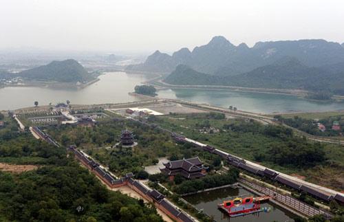Toàn cảnh ngôi chùa lớn nhất Đông Nam Á - 1
