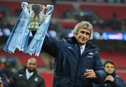 Man City vô địch, Pellegrini nổ tung - 1