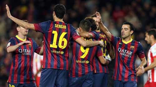 Barca – Messi: Người khổng lồ thức giấc - 1