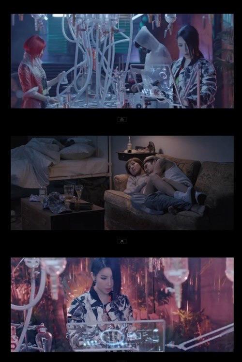 2NE1 tung MV bí ẩn gần 10 tỷ - 1