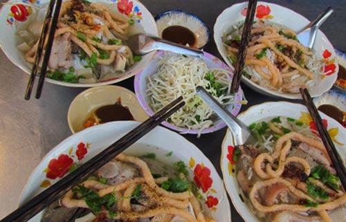 10 món ăn Việt được công nhân kỷ lục châu Á - 1
