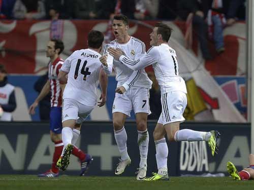 Liga & Pichichi: Điềm lành từ Ronaldo - 1