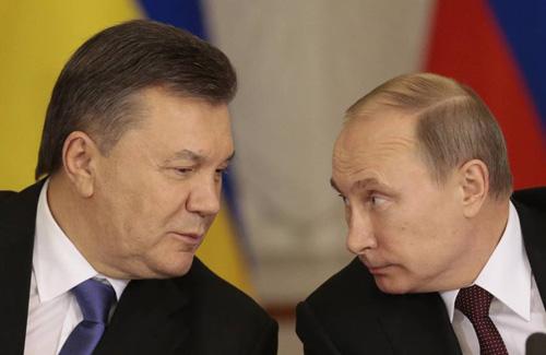 Putin bác tin đồn ông Yanukovych qua đời - 1