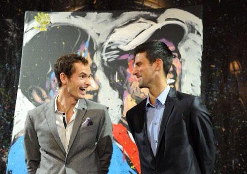 Djokovic & Murray đại chiến trước Indian Wells - 1