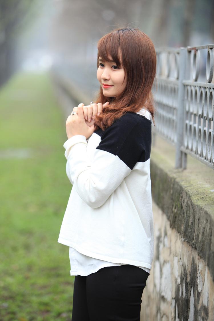 Mai Phương cũng vì mê môn võ wushu nên miệt mài tập và gắn bó với wushu đến ngày hôm nay.