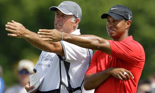 Golf: Caddie cũ lại xin lỗi Tiger Woods - 1