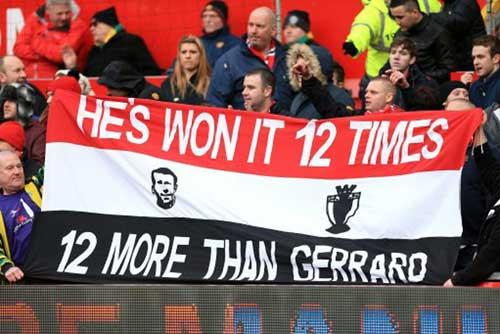 MU – Liverpool: Mối thù truyền kiếp - 1
