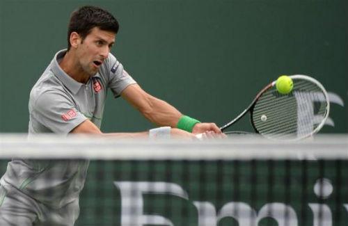 Djokovic - Benneteau: Sự trở lại (TK Indian Wells) - 1