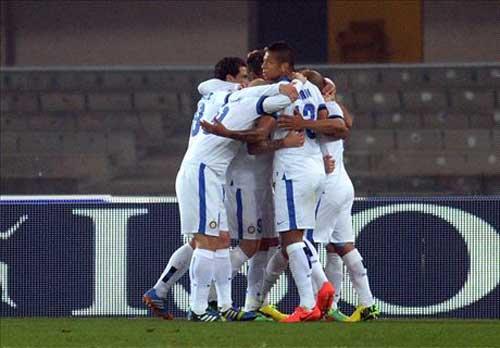 Hellas Verona - Inter: Tiếp tục giấc mơ - 1
