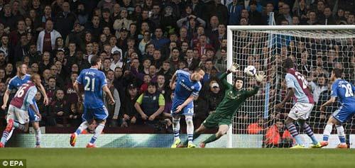 Chelsea thất bại, Mourinho thóa mạ trọng tài - 1