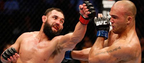 UFC 171: Nghẹt thở tìm tân vương (Hendricks - Lawler) - 1