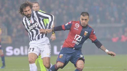 Genoa - Juventus: Cuộc chơi nghiệt ngã - 1