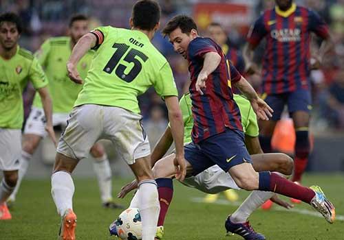 Messi muốn gắn trọn sự nghiệp với Barca - 1