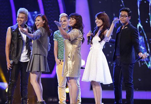 """Vietnam Idol: Nổi """"lềnh bềnh"""" - 1"""