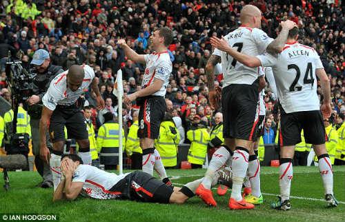 Liverpool: Mơ lên đỉnh từ các pha đá phạt - 1
