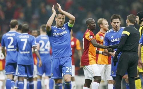 Chelsea–Galatasaray: Niềm hy vọng lớn nhất - 1