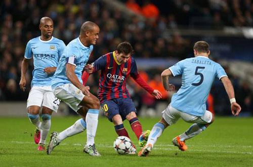 Barca tới El Clasico: Tìm đối tác cho Messi - 1