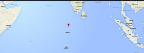 Dân Maldives nhìn thấy máy bay nghi là MH370 - 1